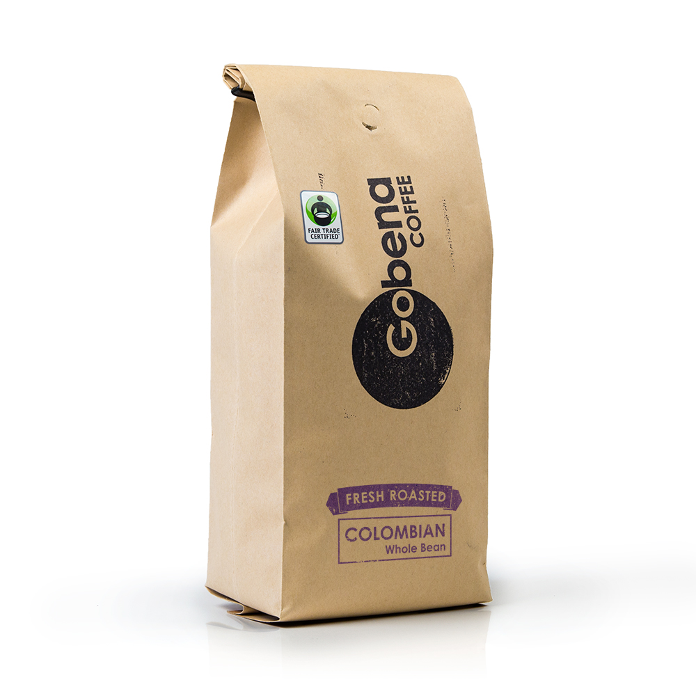 2lb Fair Trade Organic Colombian
